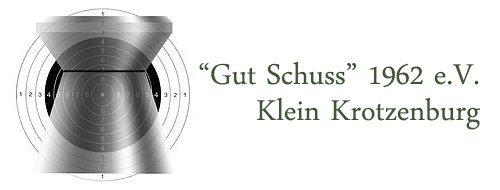 """Schützengesellschaft """"Gut Schuss"""" 1962 e.V. Klein Krotzenburg"""